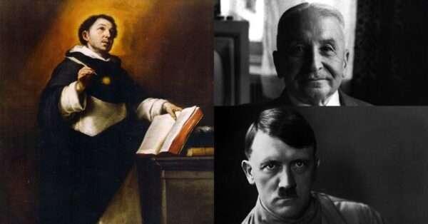 tomismo vs liberalismo y totalitarismo